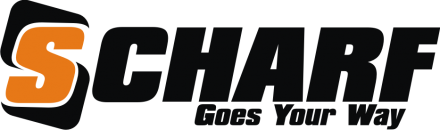scharf-goes_your_way-logo